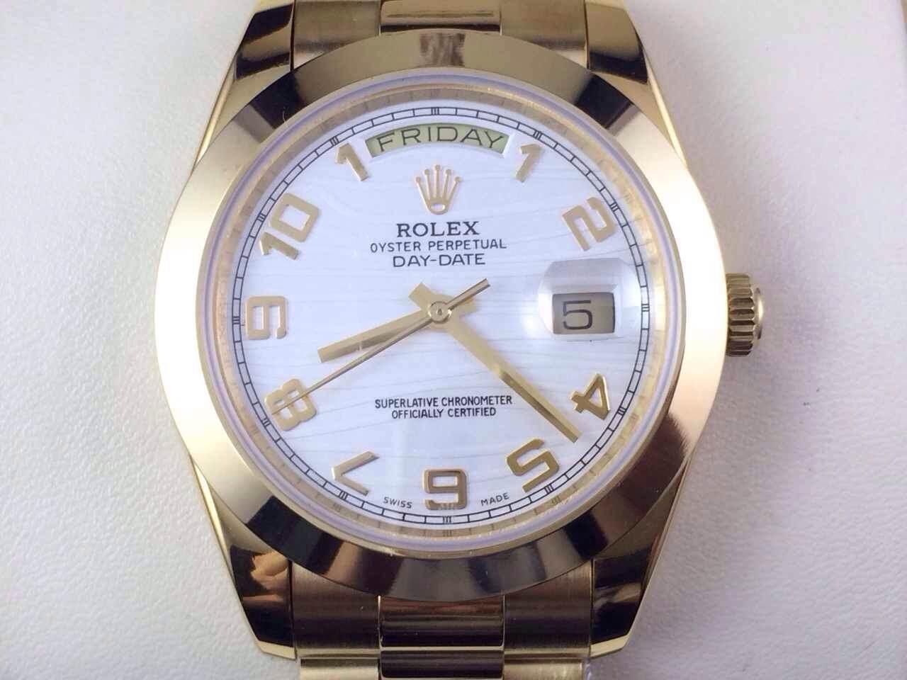 Die besten Rolex Replik